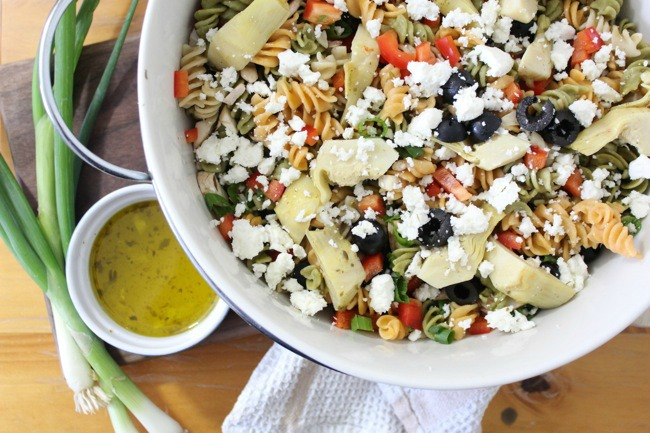 The Best Vegetarian Pasta (gluten-free)  The Best of this Life