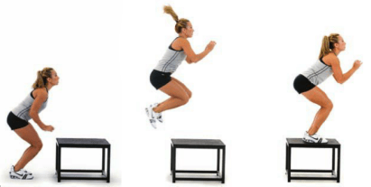 Image result for box jump