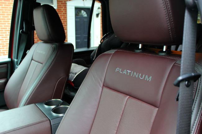 Ford Expedition Seats