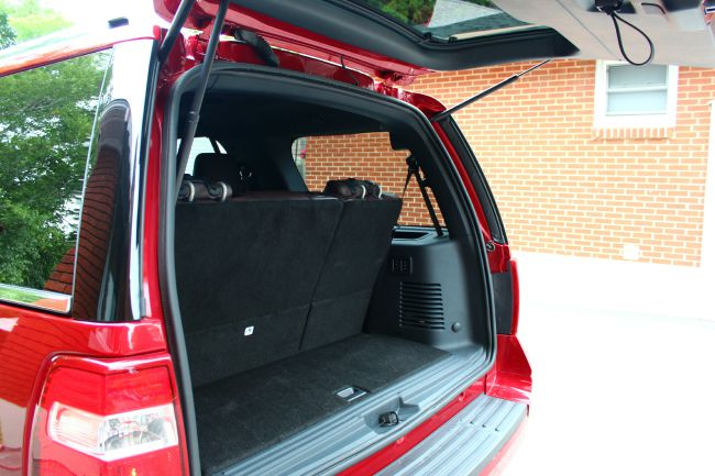Ford Expedition Trunk