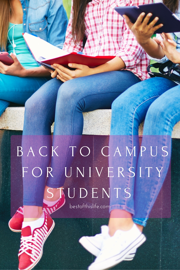Back to Campus for University StudentsThe