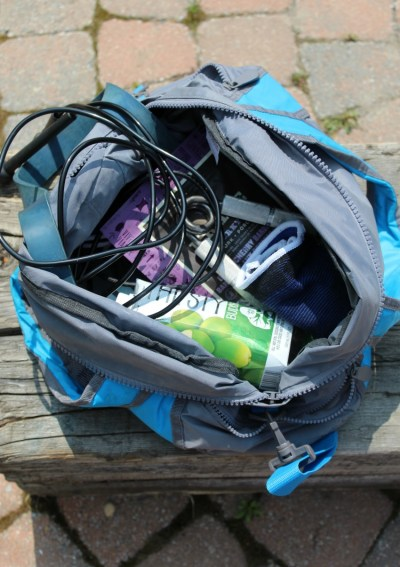 What's In My Gym Bag: Gear, Food & Products