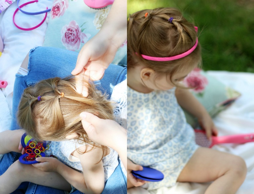 Good Hair Accessories and Hairstyles for girls bestofthislife.com