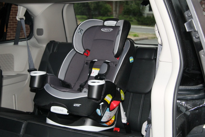 The Features That Come With Gracos 4EverTM All In 1 Car Seat Are Amazing Its A Four Grows Your Child From 4lbs 120lbs
