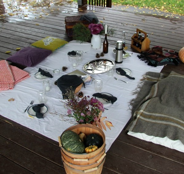 How To Plan A Beautiful Rustic Picnic in Old Aylmer
