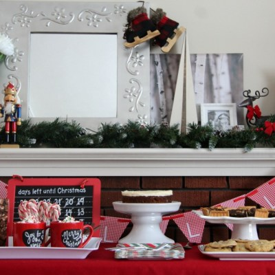 Our Family's Traditional Holiday Dessert Bar Reinvented + $100 PC® Gift Card Giveaway!