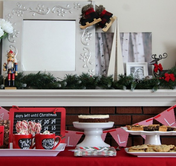 Our Family's Traditional Holiday Dessert Bar Reinvented