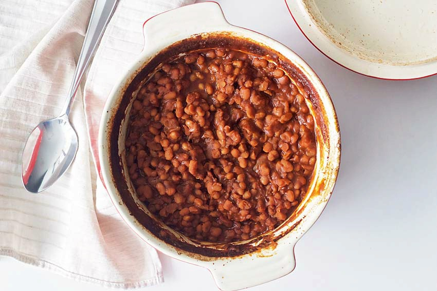 Grandma's Old Fashioned Baked Beans
