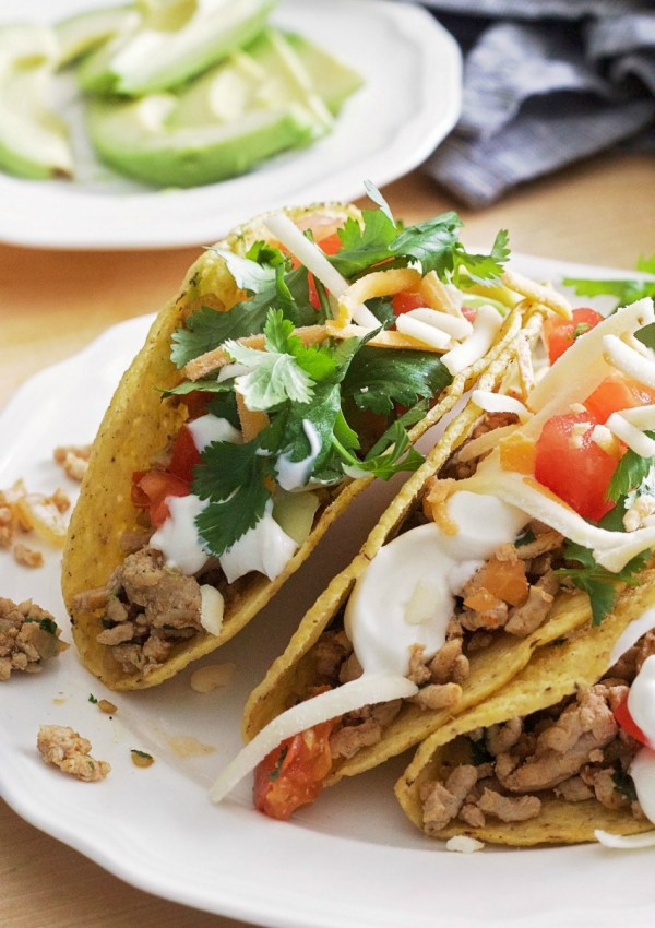 Switch Things Up and Make It a Turkey Taco Tuesday!
