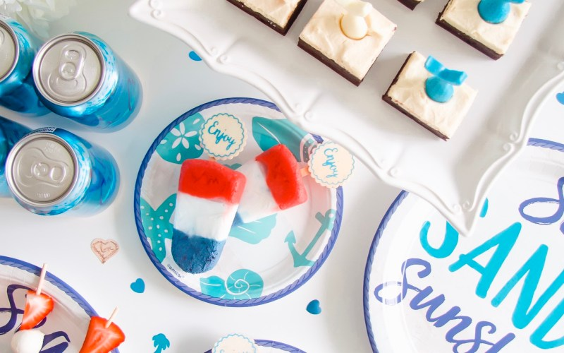 Happy 4th of July Party Ideas: Decorations and Desserts
