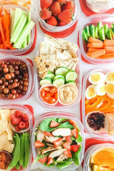 easy kids lunches
