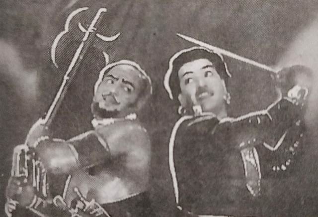 Jayasimha (1955): National Art Theatre's First Blockbuster #TeluguCinemaHistory