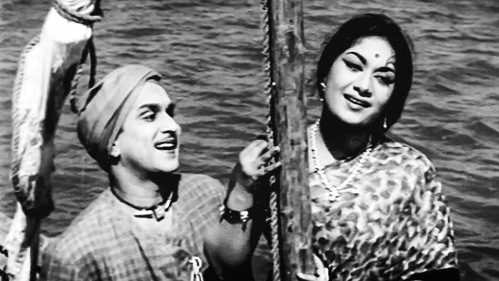 Mooga Manasulu (1964): Tollywood's First Reincarnation Epic Film #TeluguCinemaHistory