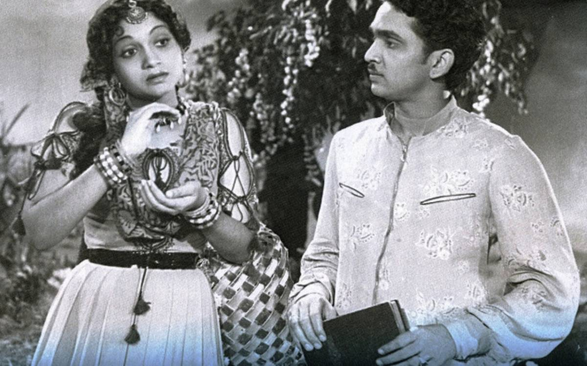 Paradesi (1953): The Craziest Combination of ANR & Anjali Devi #TeluguCinemaHistory