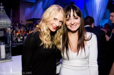 right: Jennifer Love