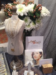 KR Jewelry. Romantic, delicate designs are the inspiration behind Kate's collection. A must see!