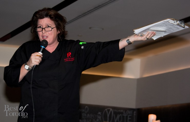 Chef Lynn Crawford