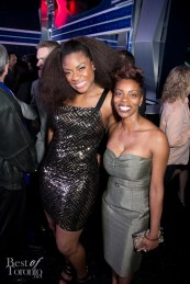 left: Jully Black