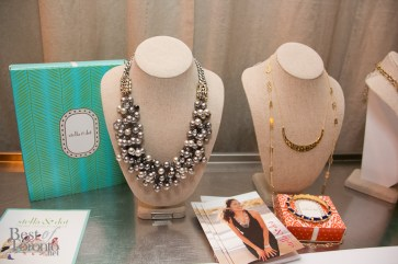 Stella and Dot jewelery, silent auction items