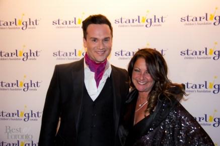 Mike Chalut (Wedding S.O.S.), Patti Goldberg (ProudFM)