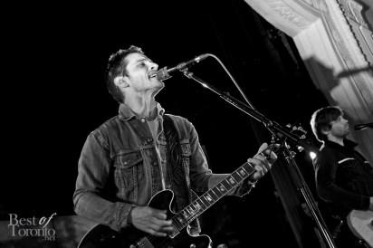 Sam Roberts Band Photo: Nick Lee
