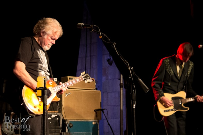 Randy Bachman with The Sadies