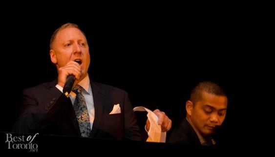 Glen Baxter, DJ Jojo Flores
