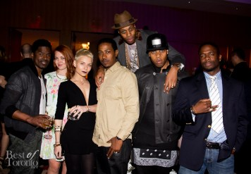 Kardinal Offishall and friends
