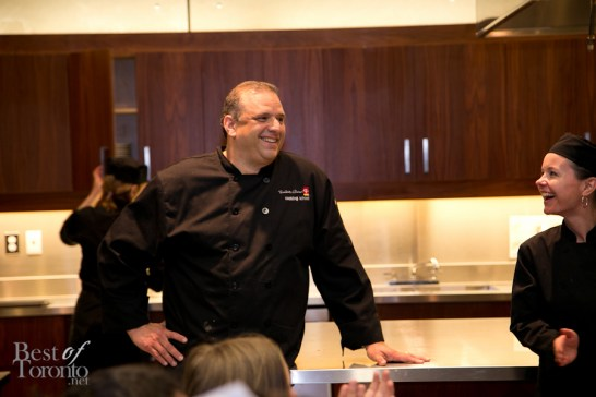 Tom Filippou, Executive Chef President's Choice Cooking Schools