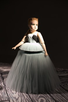 'Anja' Cutting Edge Couture Collection Spring/Summer 2010