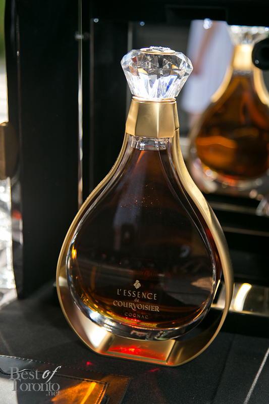 This bottle of Courvoisier costs 3,000 euros