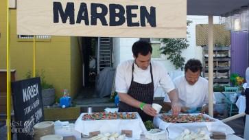 Marben: Tequila & Jalapeno Atlantic Salmon Ceviche