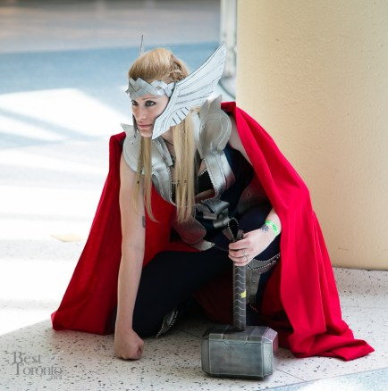 A nice version of Thor