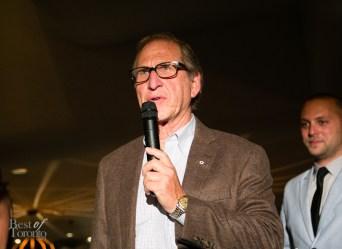 Dr. Bernard Goldman, SACH Canada Board Chairman
