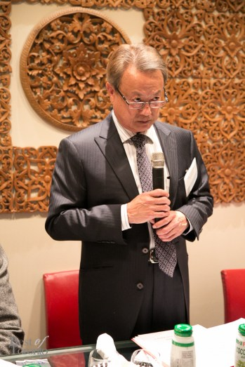 Udomphol Ninnad, Ambassador of Thailand to Canada