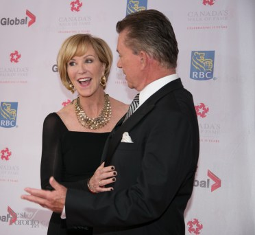 Joanna Kerns, Alan Thicke