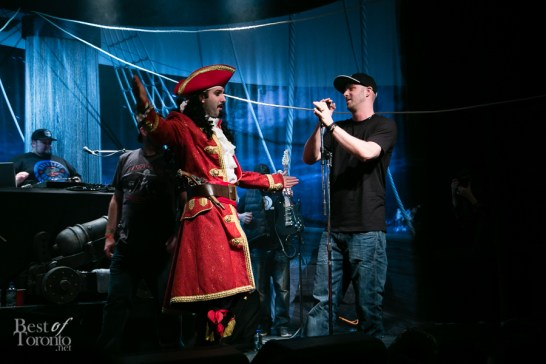 Captain Morgan and Classified