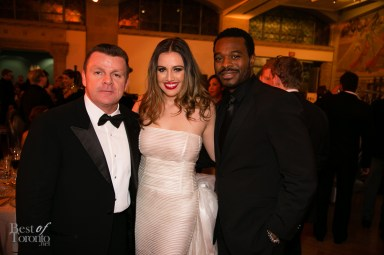 Harris Fricker, Brittney Kuczynski, Lyriq Bent