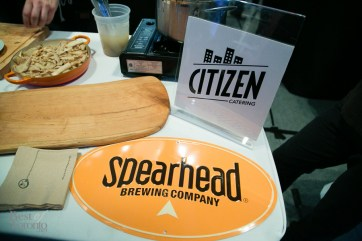 The Citizen Catering with Spearhead Brewing