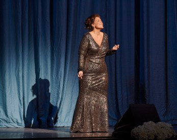 Ensemble Studio Competition First Prize and Audience Choice Award winner soprano Karine Boucher | Photo: Michael Cooper
