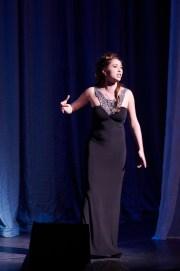 Ensemble Studio Competition finalist soprano Lara Secord-Haid   Photo: Michael Cooper