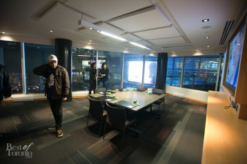 Another one of the meeting rooms