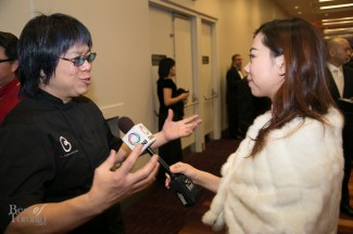 Chef Alvin Leung interviewed by Omni TV
