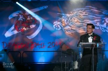 Yee Hong Foundation Founder Dr. Joseph Wong