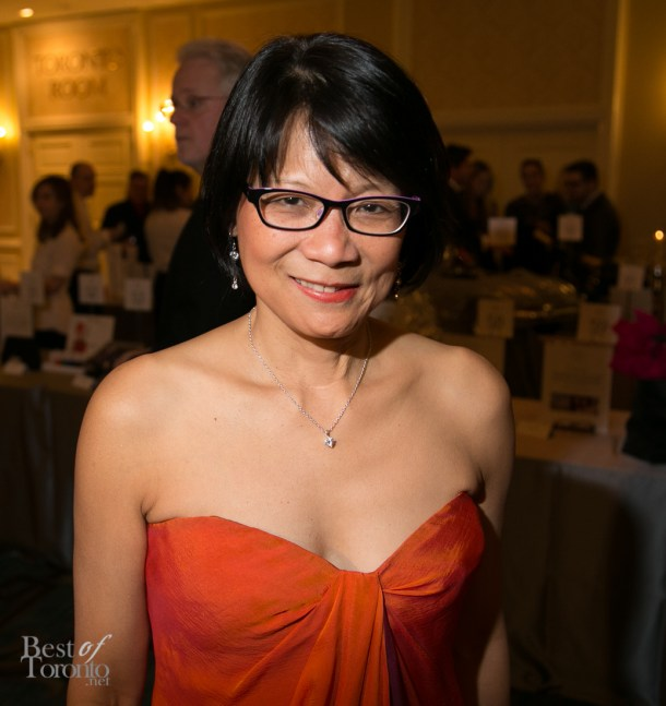 MP Olivia Chow and two-time author (My Journey)