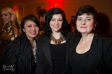Susan Langdon, Gail McInnes