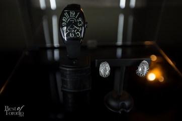 Grand raffle prize by Mindham Fine Jewellery