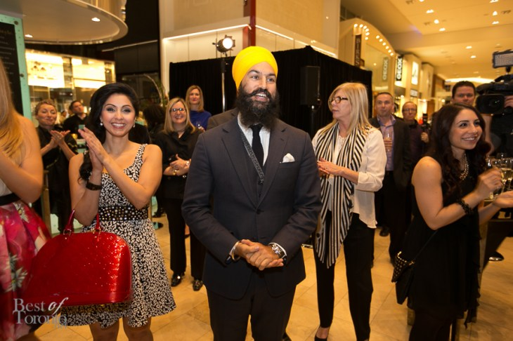 The spotlight on style maker, Jagmeet Singh