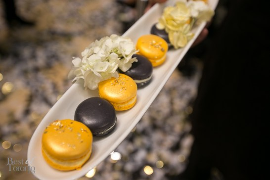Yorkdale 50th anniversary macarons
