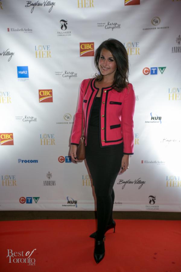 Rachel David, Rogers TV